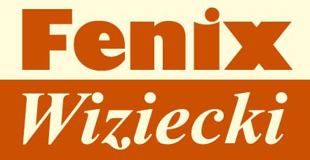 Logotyp zakładu tapicerskiego Fenix