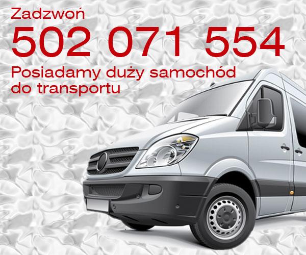 samochód dostawczy Fenix tapicer Olsztyn